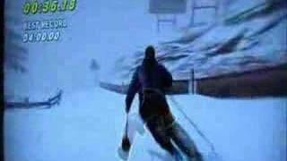 Overkill: Go! Sports Ski/ Feel Ski