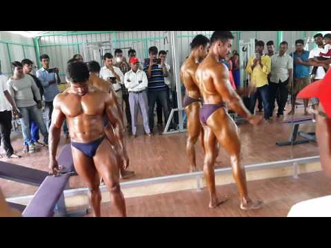 Tirupur Best bodybuilders showing