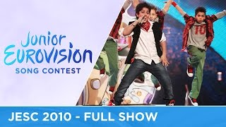 Junior Eurovision Song Contest 2010 - Full Show