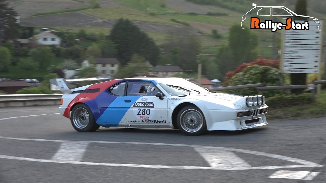 Tour Auto 2019 Optic 2000 [HD] - Rallye-Start