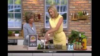 Cooking with Ancient Whole Grains (6/22/16 on WCCO)