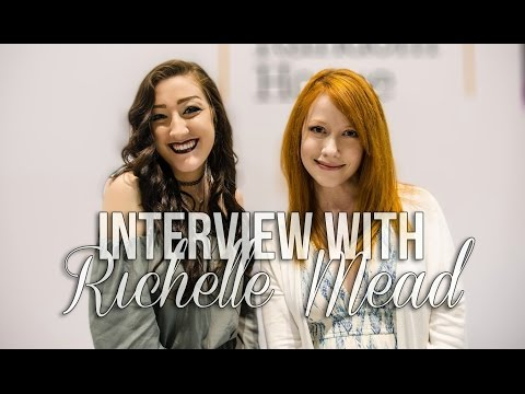 WITH RICHELLE MEAD