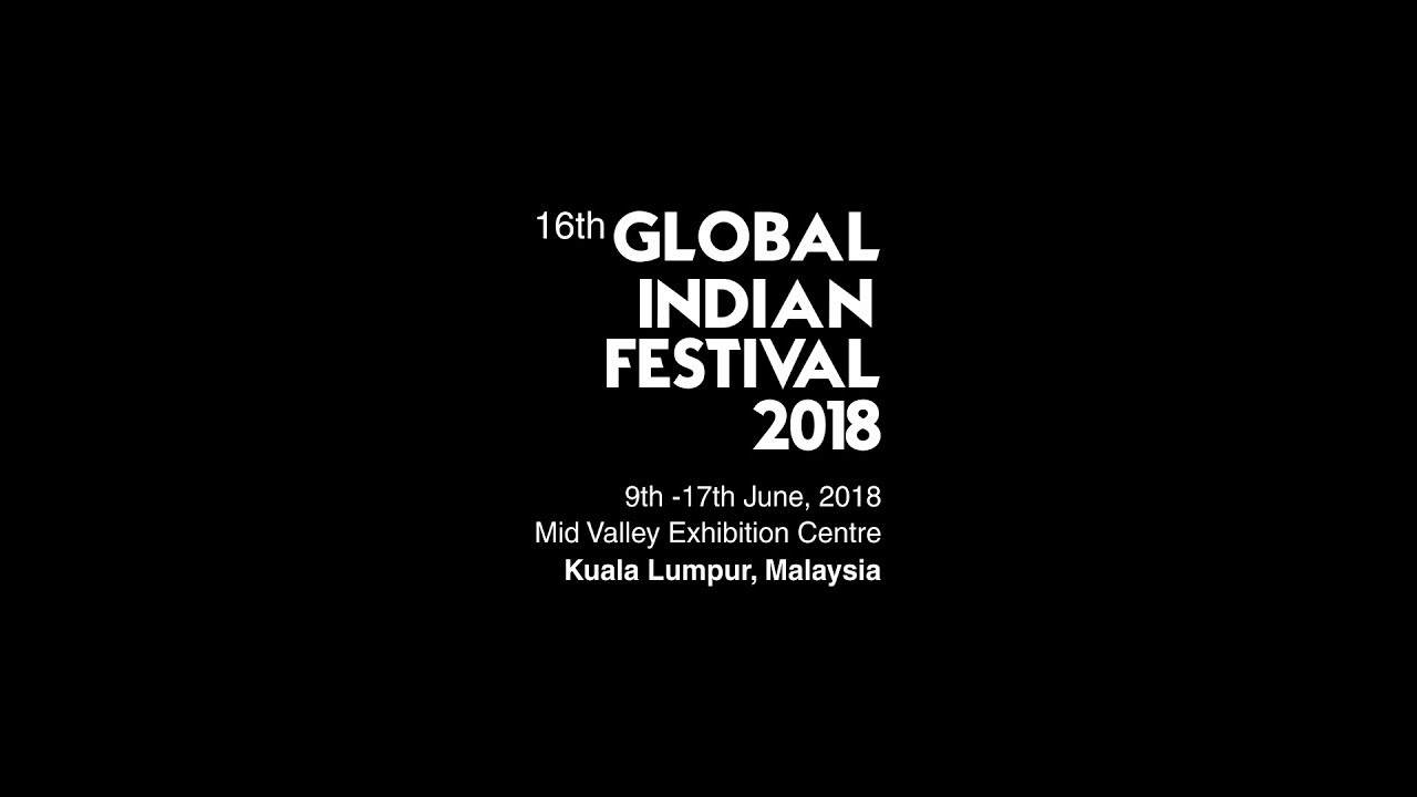 Tshdcl At 16th Global Indian Festivals 2018 Kuala Lumpur