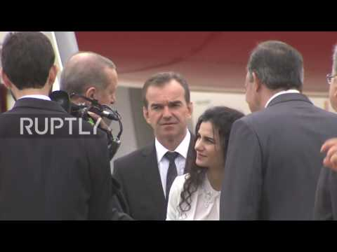 Russia: Erdogan arrives in Sochi for Putin meeting