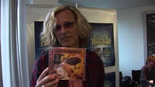 Roine Stolt from The Flower Kings talks to Prog Rocks!