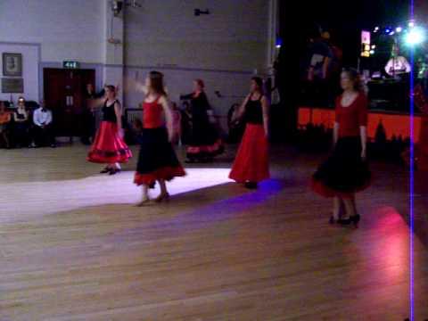 Moulin Rouge - Flamenco Cabaret.mov