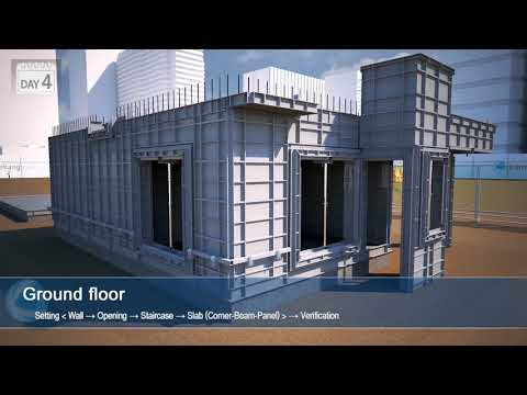 LOW COST CONSTRUCTION TECHNOLOGY from ESR