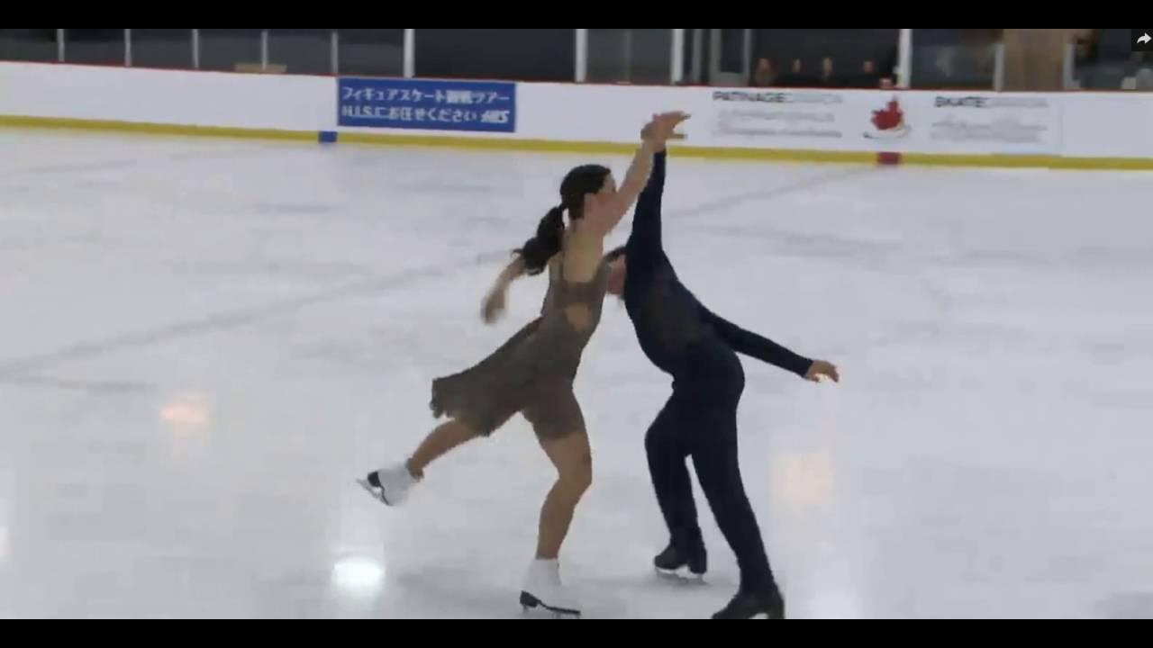 Tessa VIRTUE / Scott MOIR (CAN), Free Dance 2016, Autumn Classic, FD