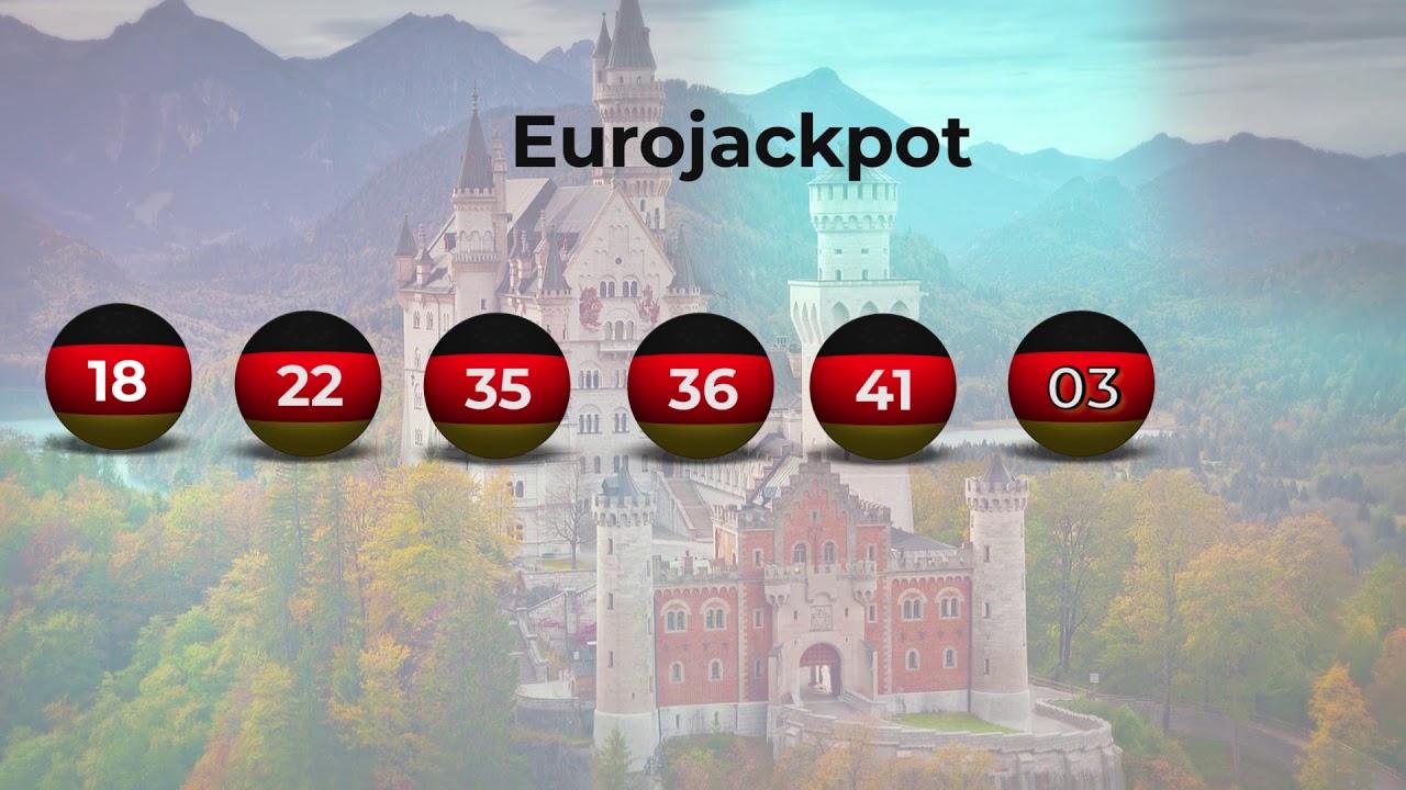 Eurojackpot Lottozahlen