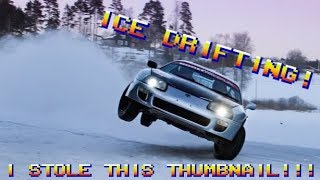 Aasbo tells you how to build your own ICE DRIFT CAR!