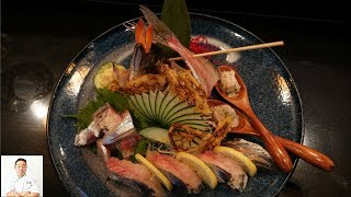 Your First Course In Heaven: Aaron Lau - Master Sushi Chef Series