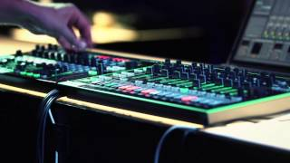 MX-1 Mix Performer with Ableton Live and TR-8