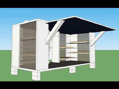 Flat Pack Prefabs Could Provide Relief in Haiti