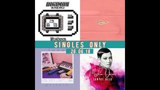 Benzooloo, Bear Scouts, Misha Omar, Berdosa, Krayziesoundz - Singles Only! (28.6.2018)