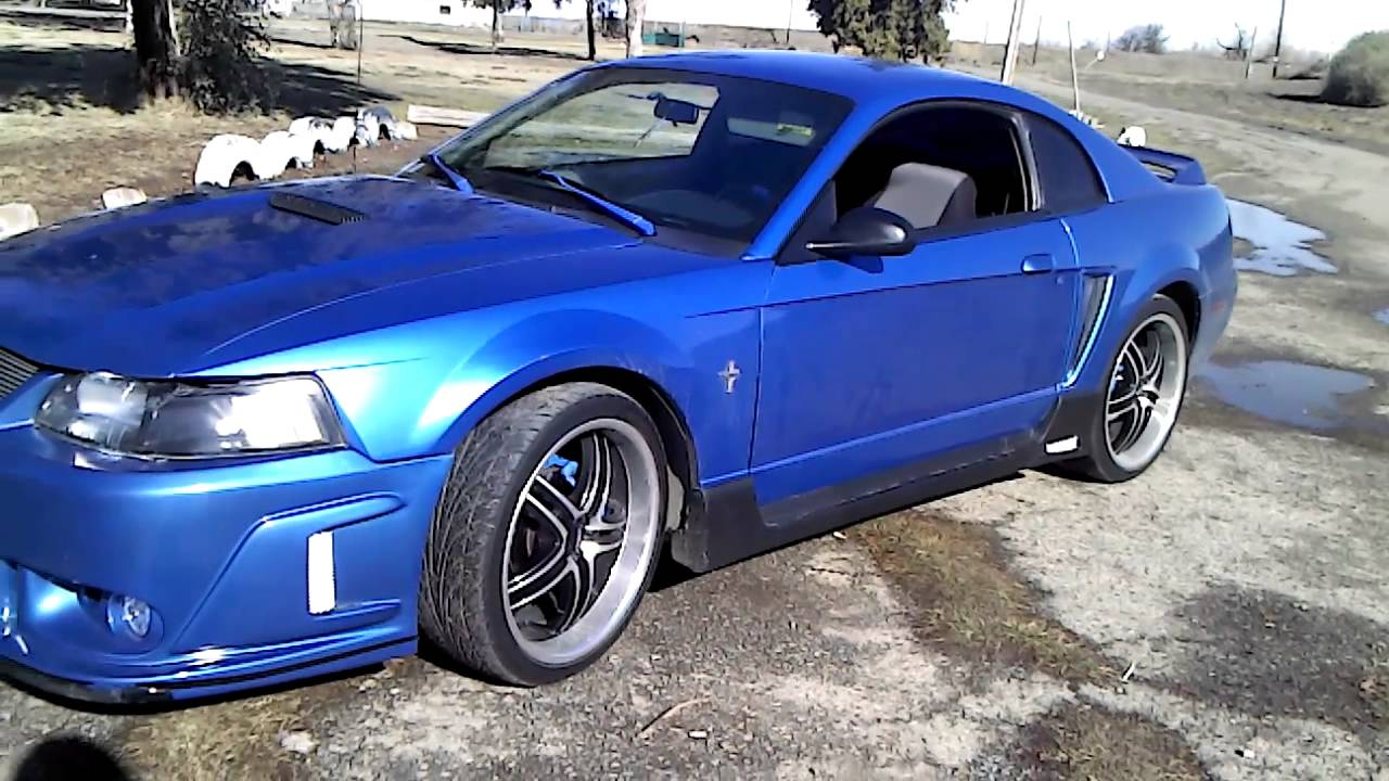 Mustang 2000 body kits youtube