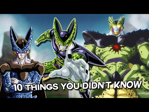 Thumbnail: 10 Things You Didn't Know About Cell (Probably) - Dragon Ball