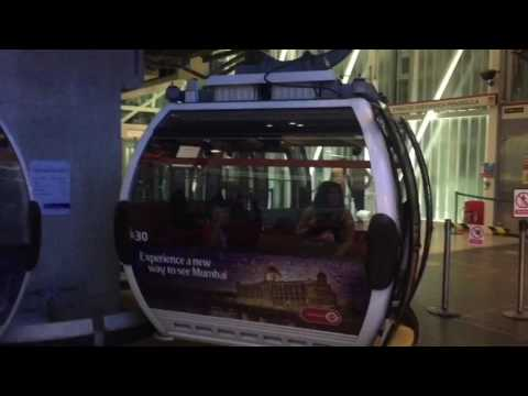 Emirates Cable Car- London