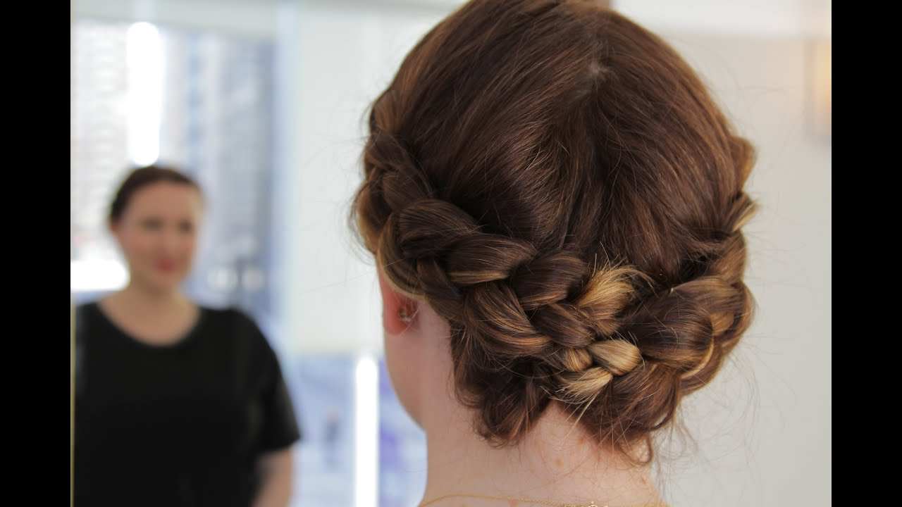 Video Tutorial: The Reverse Milkmaid Braid recommendations