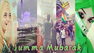 Jumma Mubarak TikTik Videos || Miya Bhai Attitude Video ||