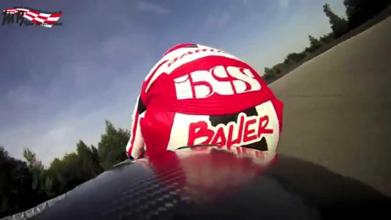 Martin Bauer auf dem MotoGP Suter-BMW CRT-Bike in Brünn 2013