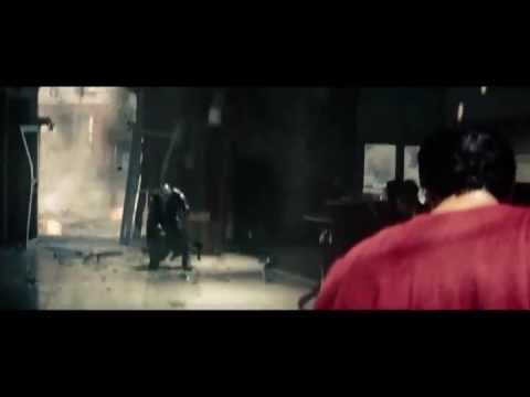 Faora vs Superman (Zack Synder Commentary) - Man of Steel