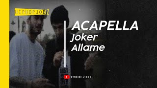 Joker & Allame - Acapella | Interview 2011