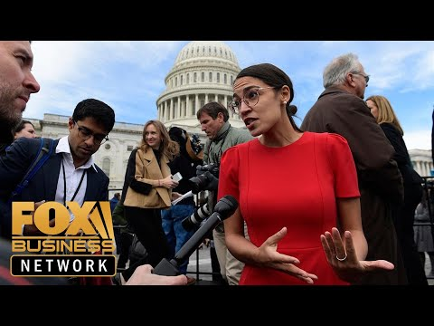 Democrats begin to back Ocasio-Cortez's 'Green New Deal'