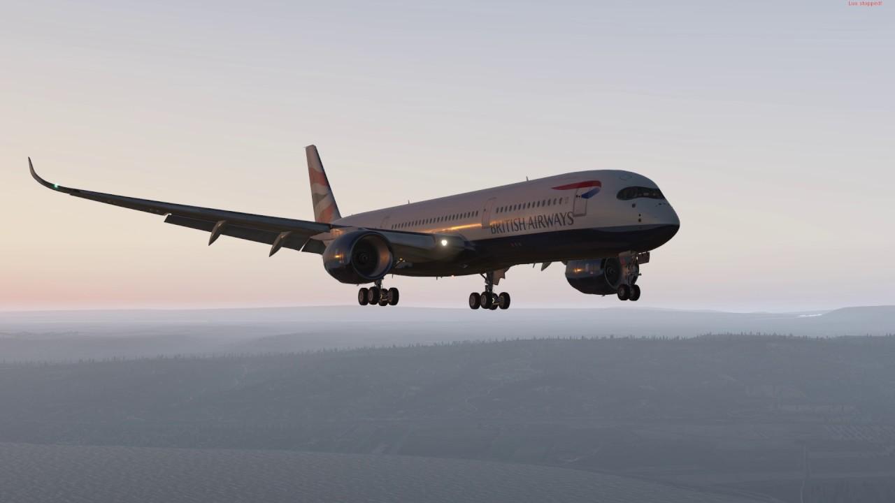 X Plane 11 A320 Free