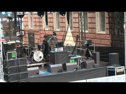 Radio Wave Opening Session – Pouliční slavnost