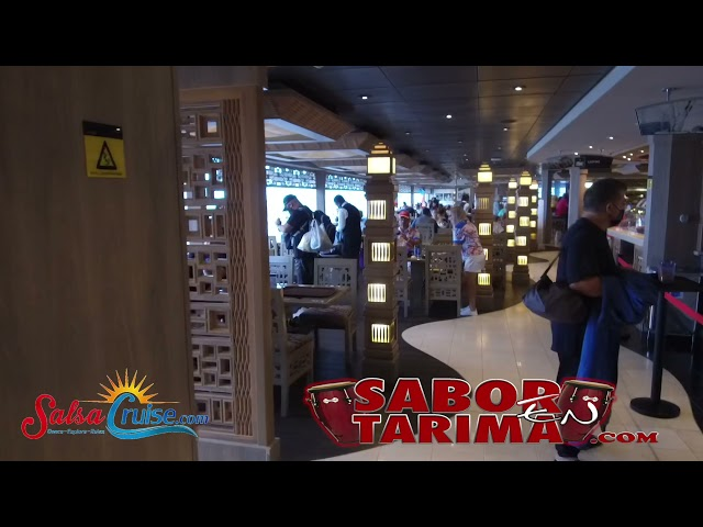 Salsa Cruise 2021 - Partiendo desde Port Cañaveral Florida. 10/24/2021