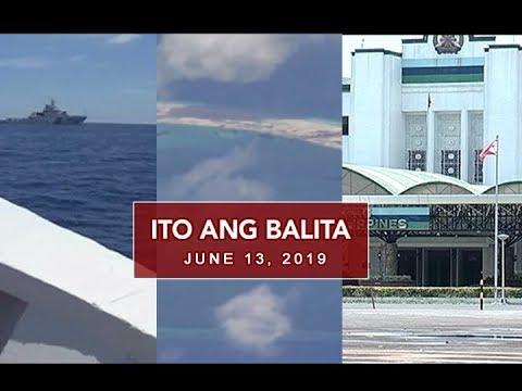 UNTV: Ito Ang Balita (June 13, 2019)