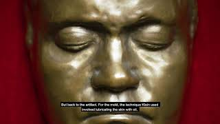 A bronze life mask of ludwig van beethoven is one the most precious artifacts in rosenthal archives chicago symphony orchestra. par...