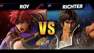 Richter vs Roy