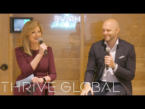 Thrive Fireside Chat: Entrepreneur James Clear on How to Build Habits That Stick