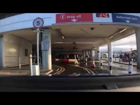 Edinburgh Airport  drop off zone - Edinburgh Airport guide