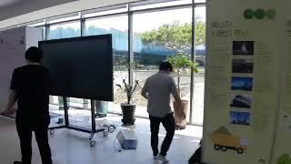울산박물관[에너지교육전시] - 전시판넬포스터 / 전시패…