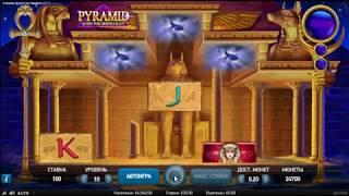 Пирамида игровые автоматы играть бесплатно без регистрации