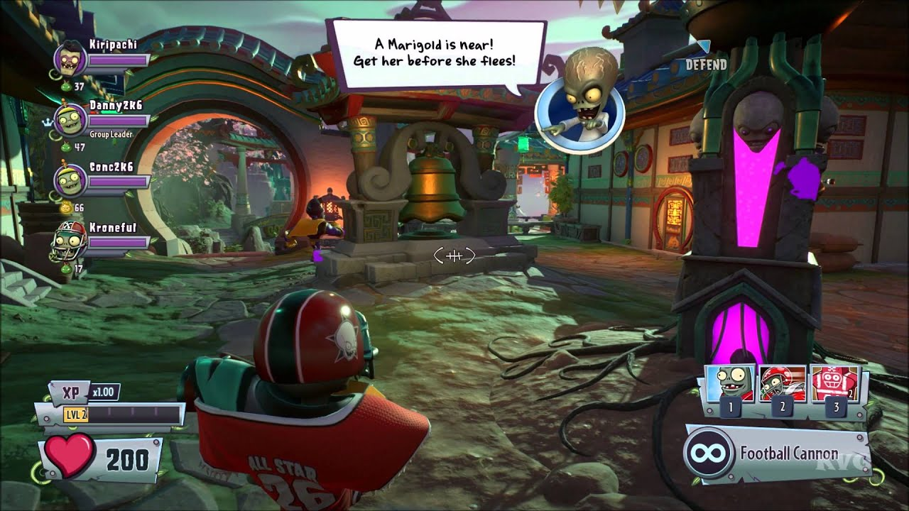 Zen Garten Plants Vs Zombies Plants Vs Zombies Garden Warfare 2 Garden Ops Zen
