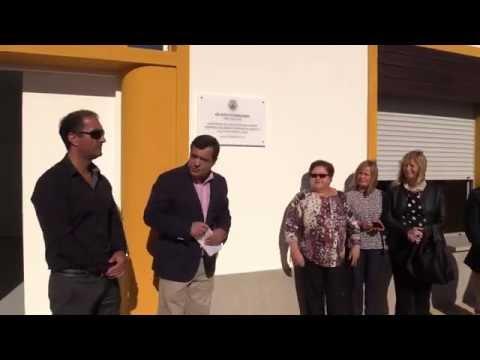 Inauguração do jardim-de-infância do Alto Estanqueiro-Jardia.