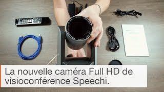 IN THE BOX : Caméra Speechi Full HD (UV510)