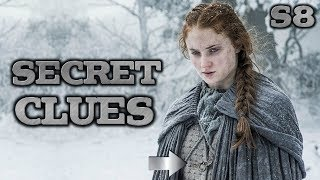 Big Hidden Messages Game of Thrones Foreshadowing | Game of Thrones Season 8