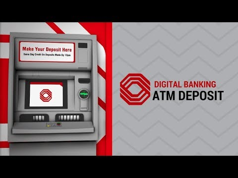 ATM Deposit Tutorial - Bank of Texas
