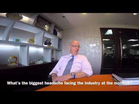 Wah Kwong Maritime Transport Holding, Tim Huxley