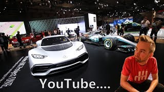 I've Been Demonetized....and the Mercedes AMG Project ONE