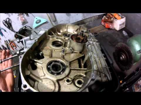 Mecânico Legal - Manutenção motor KAWASAKI VULCAN/750 Cliente Marco Antonio