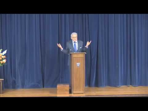 The Grey Foundation Lecture 2018 - Stanley Bergman