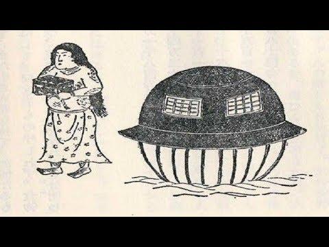 Utsuro-bune: Ancient Japanese UFO?