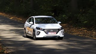 2019 Hyundai Ioniq Hybrid [Review] - The Euro Car Show