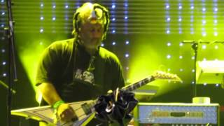 Maggot Brain Michael Hampton George Clinton Parliament Funkadelic Glastonbury 2010 re-edit