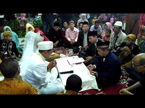 Pernikahan Anjar